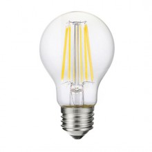 Led Filament Peer E27 6W Warm Wit Dimbaar
