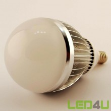 Led Peer E14 Super Kwaliteit 7W 2900K