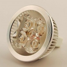 Led Spot GU5.3 MR16 4x1W 2700K 60°