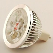 Led Spot GU5.3 MR16 4x1W 2900K 45°