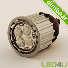 Led Spot GU5.3 MR16 5x2W 6500K 36°