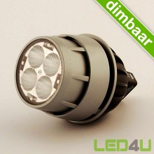 Led Spot GU5.3 MR16 5x2W 6500K